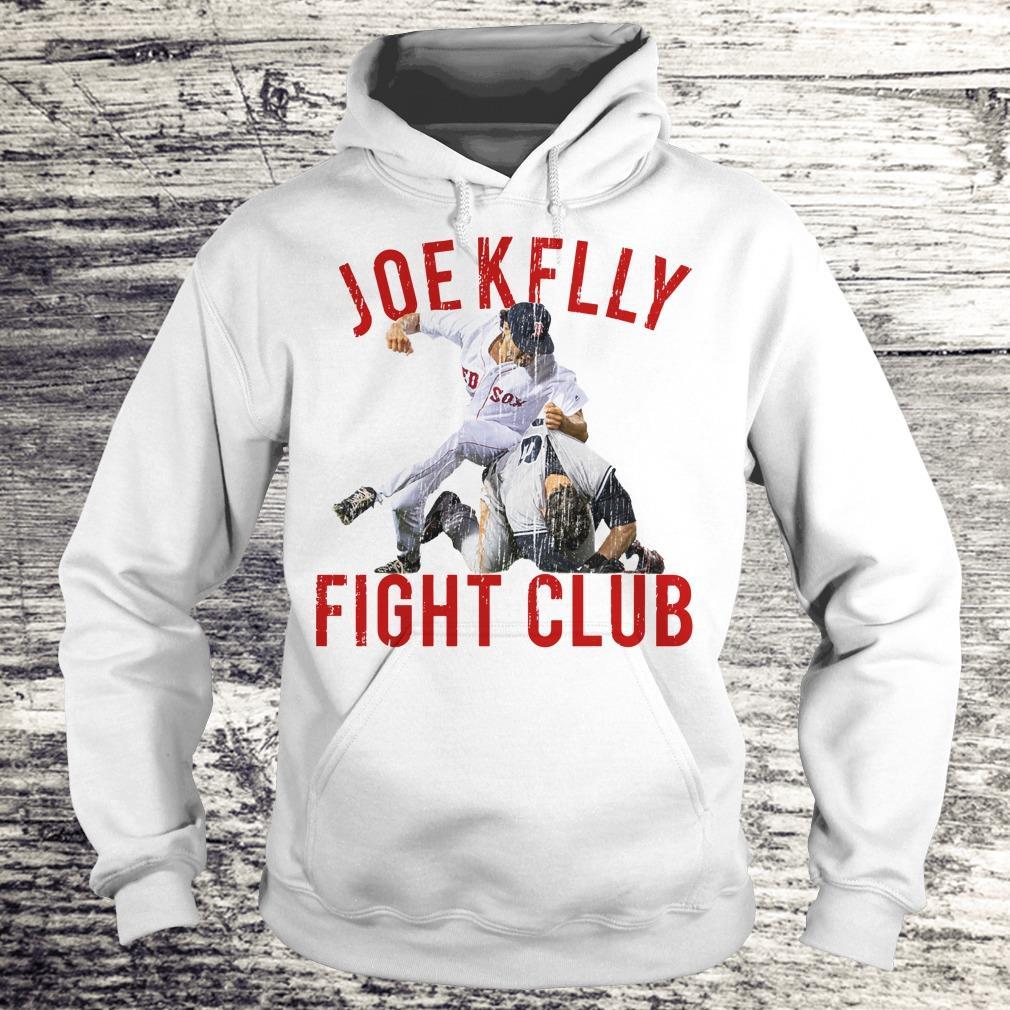 Top Boston Baseball Joe Kelly Fight Club shirt Hoodie