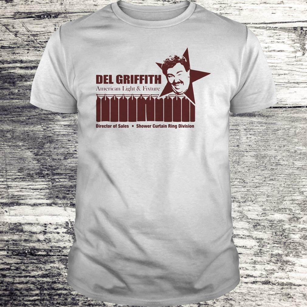 Top Del Griffith director of sale American Light and Fixture shirt Classic Guys / Unisex Tee