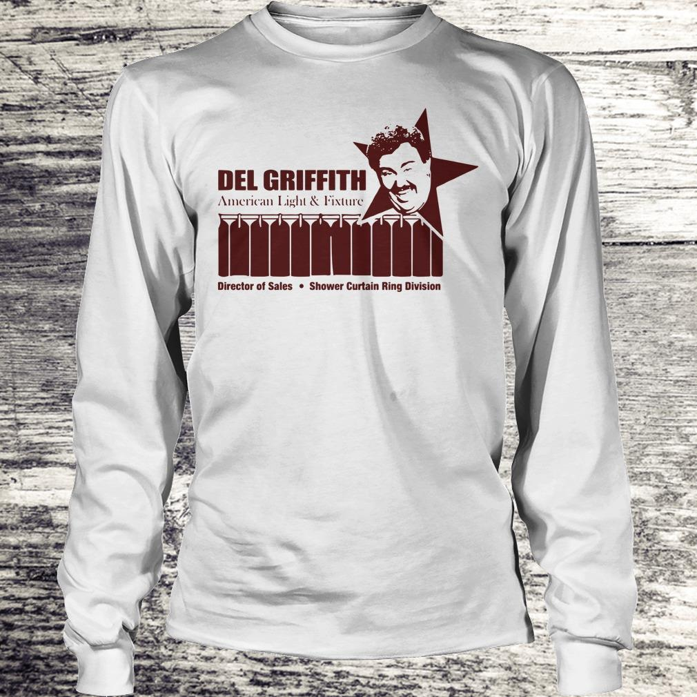 Top Del Griffith director of sale American Light and Fixture shirt Longsleeve Tee Unisex