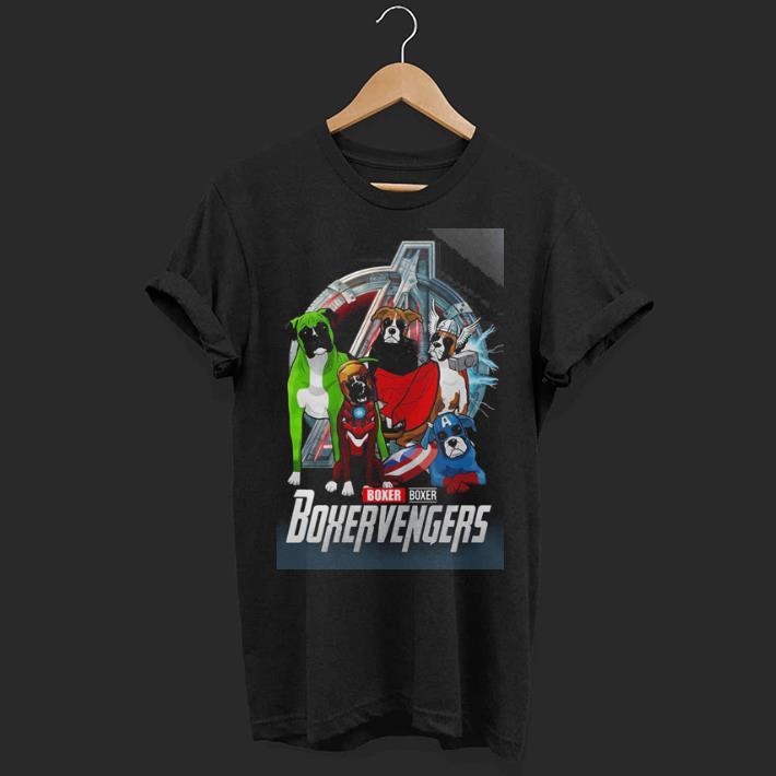 e79efd566 Boxer Boxervengers Marvel Avengers Endgame Logo shirt, hoodie ...