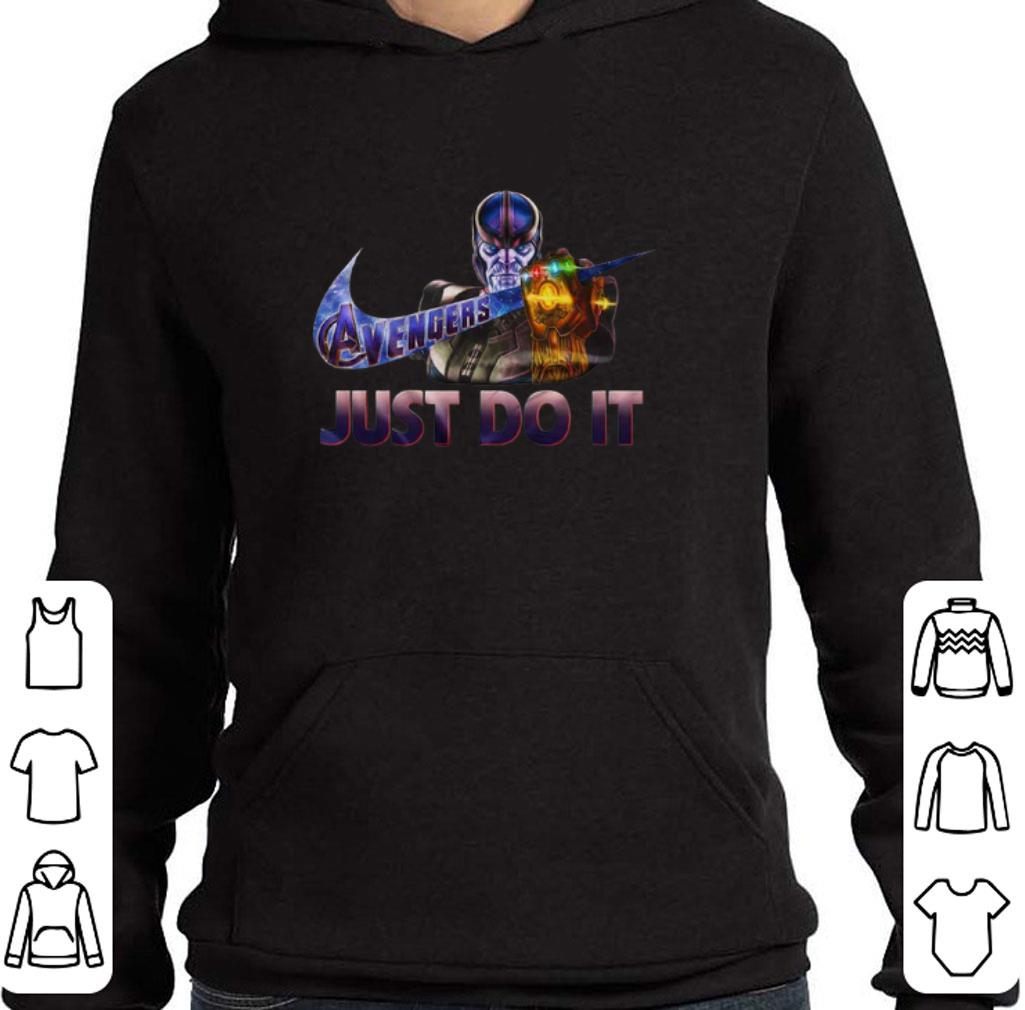 cheap sale entire collection sneakers Awesome Thanos Avengers Endgame Nike Just Do It shirt ...