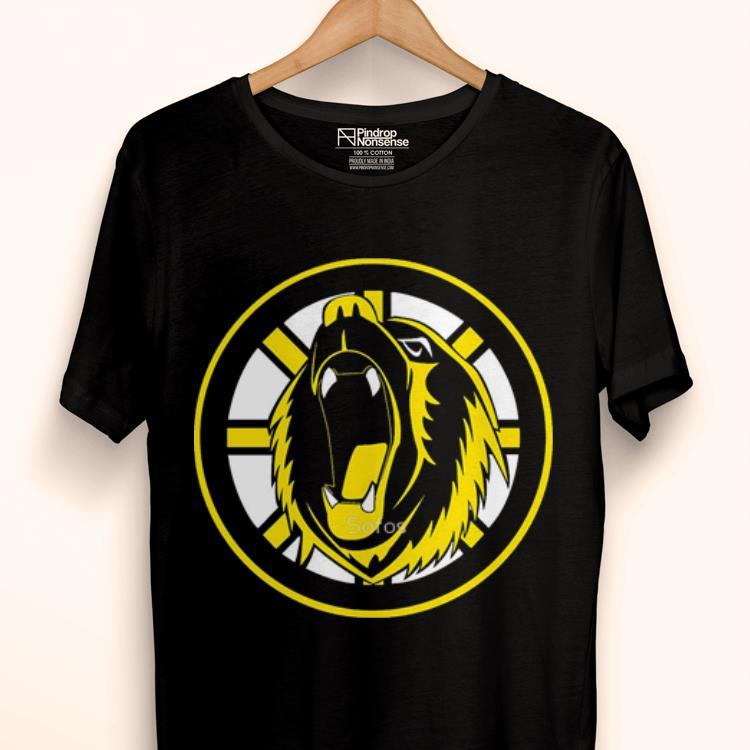 Official Bruins Bear Boston Bruins Shirt