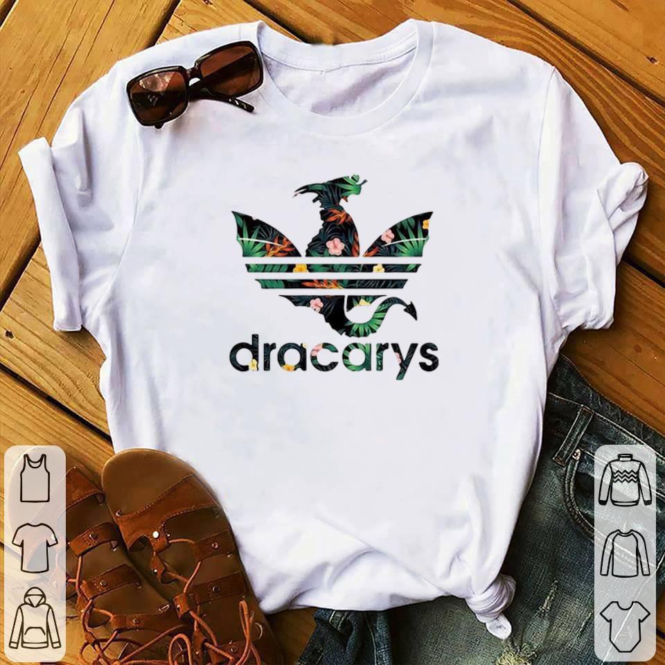Premium Dracarys Dragon Game Of Thrones floral shirt