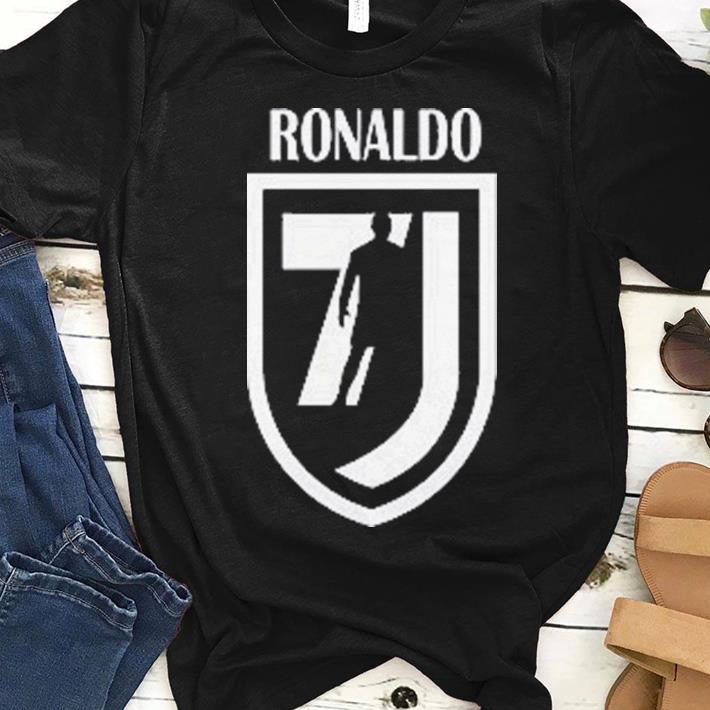 new product 7563e 34083 Premium Ronaldo Juventus CR7 Shirt