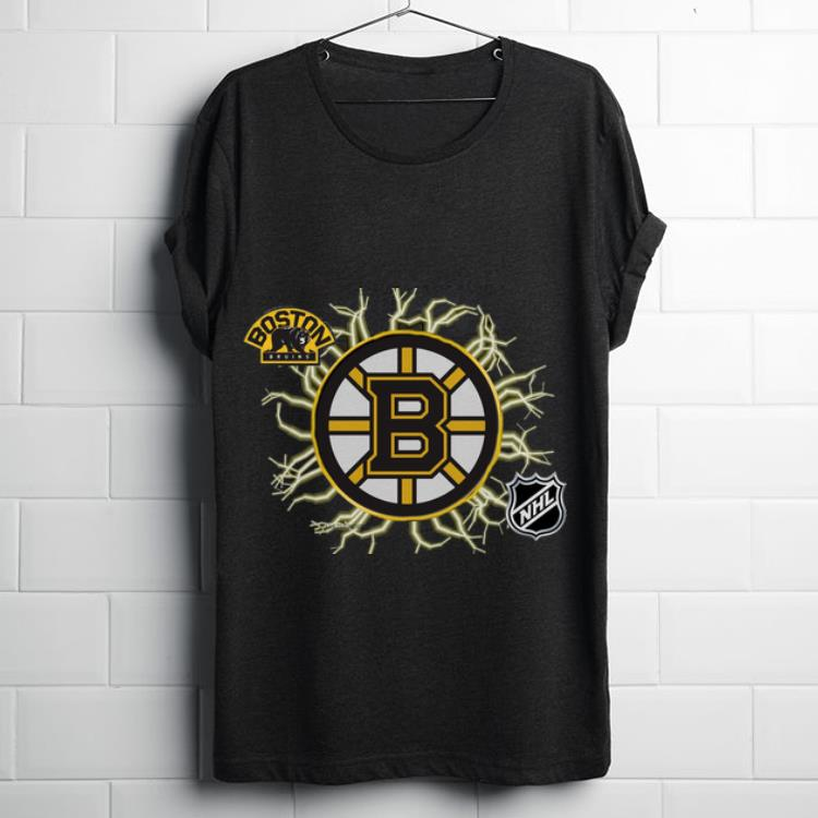 Original Boston Bruins Graphics NHL Hockey Shirt