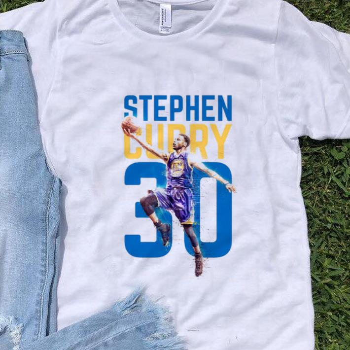 on sale caf8b e84d8 Premium Stephen Curry Golden State Warriors #30 Shirt