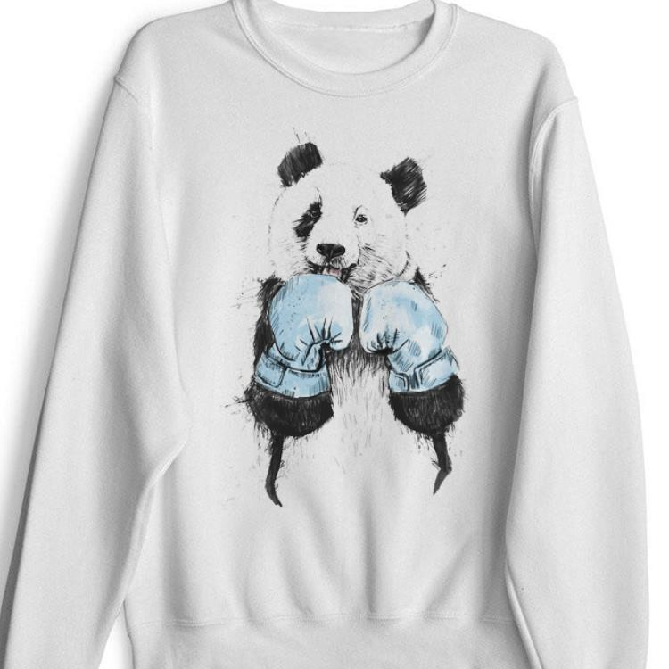 30a1337b2986e Awesome The Winner Kungfu Panda Boxing Panda shirt
