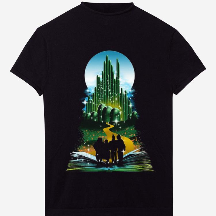 Official Book Of Wizard shirt