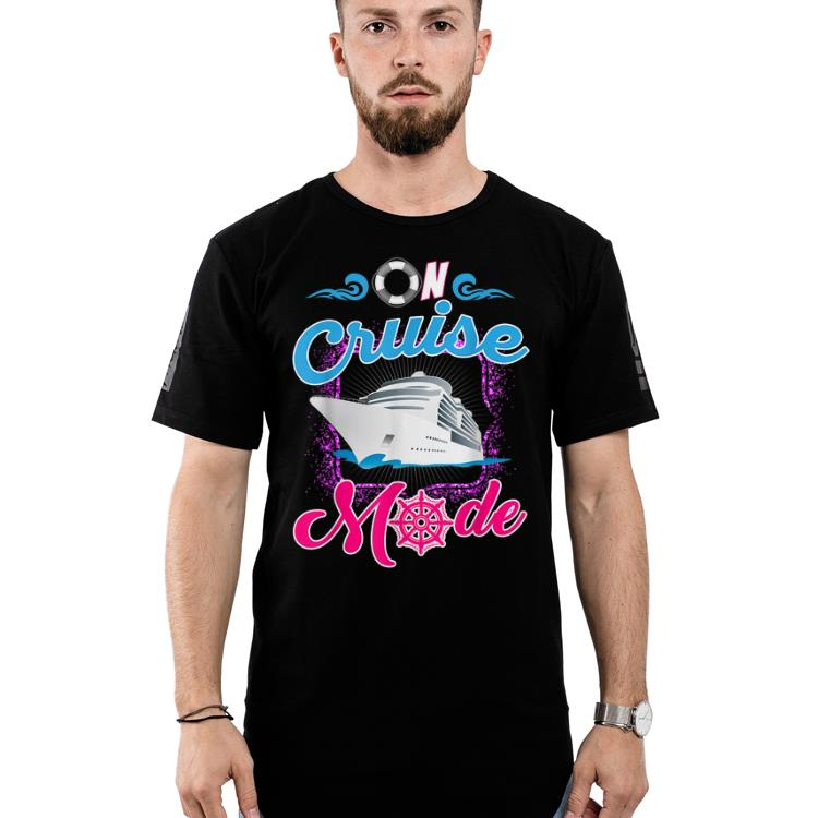 Top On Cruise Mode Cruising Lovers shirt