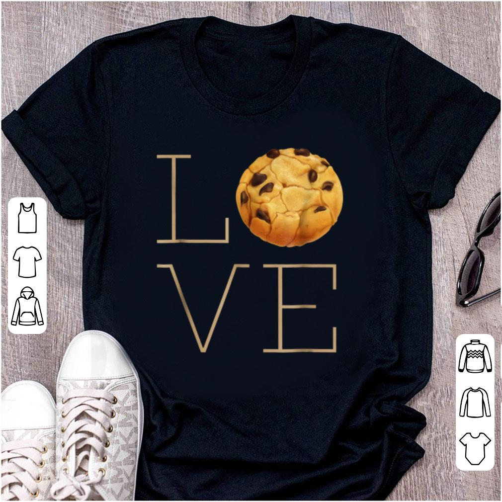 Hot Love Chocolate Chip Cookies shirt
