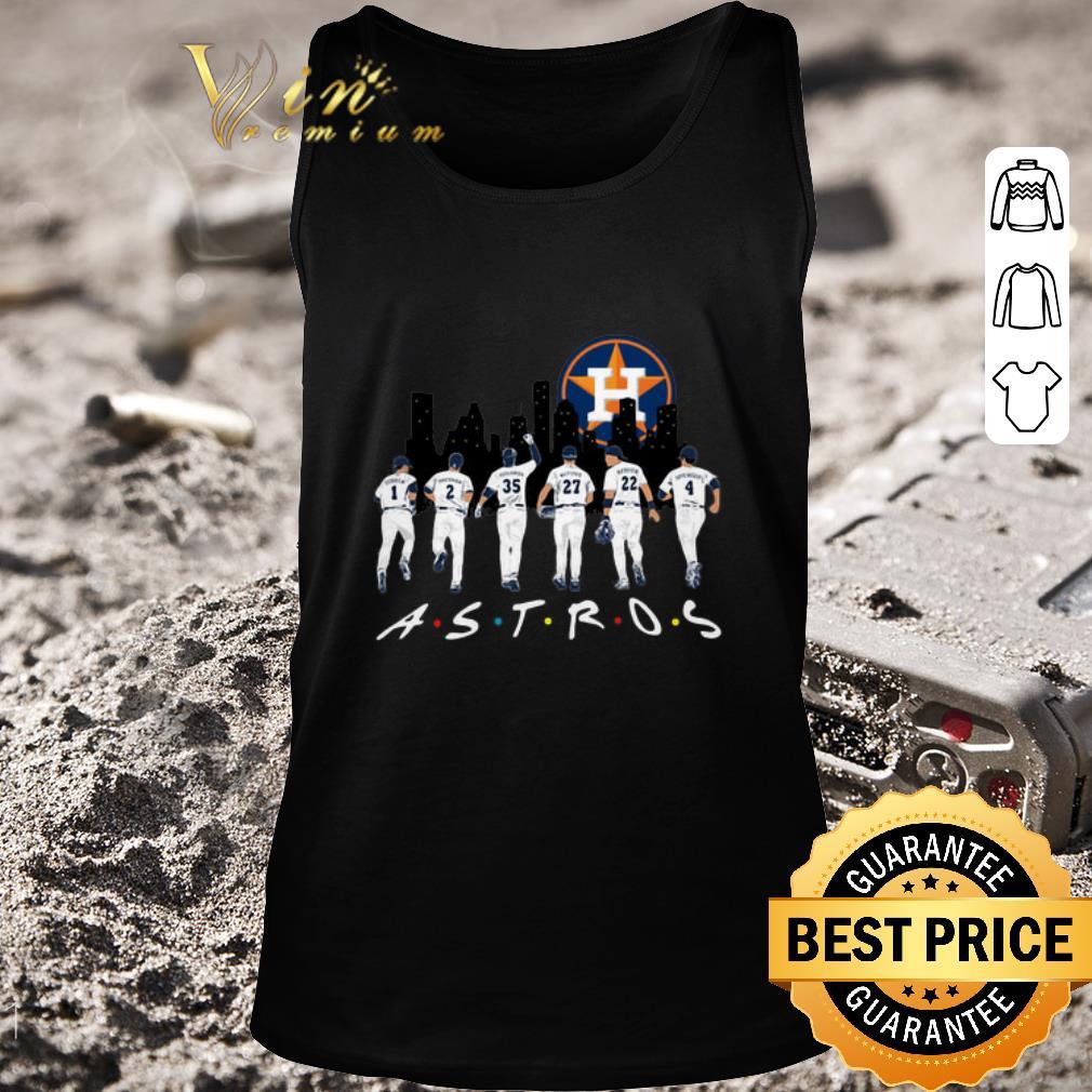 hot sale online 0173e f1ccd Pretty Friends Houston Astros shirt
