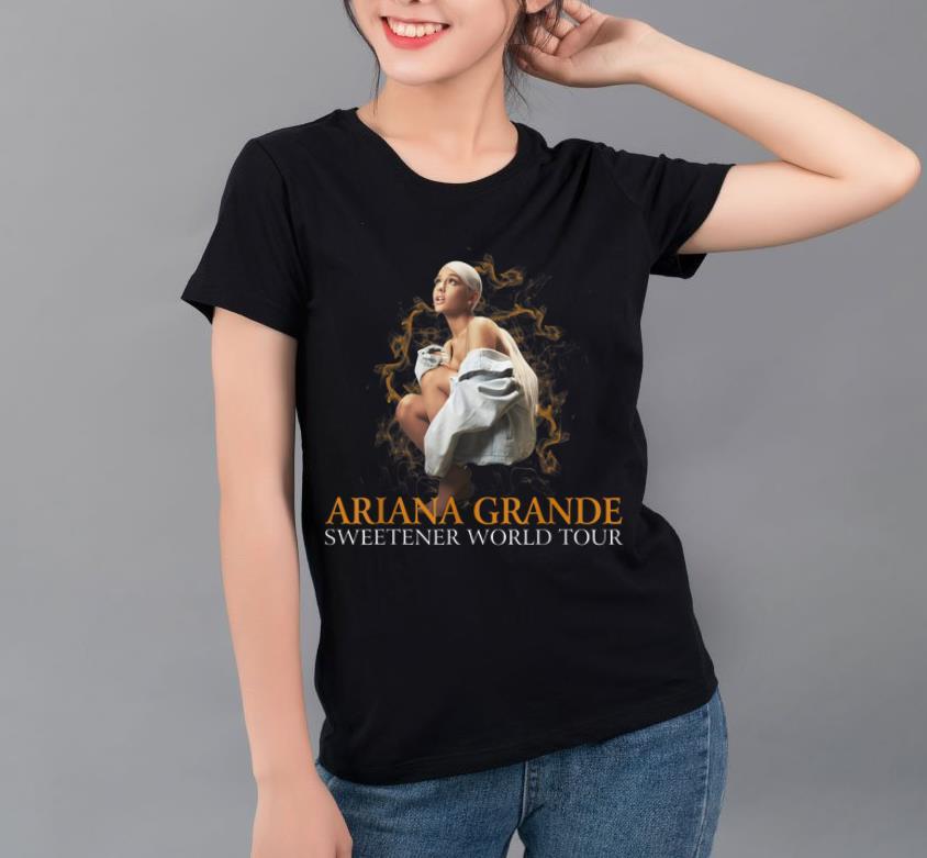 Hot Ariana Grande Sweetener World Tour shirt