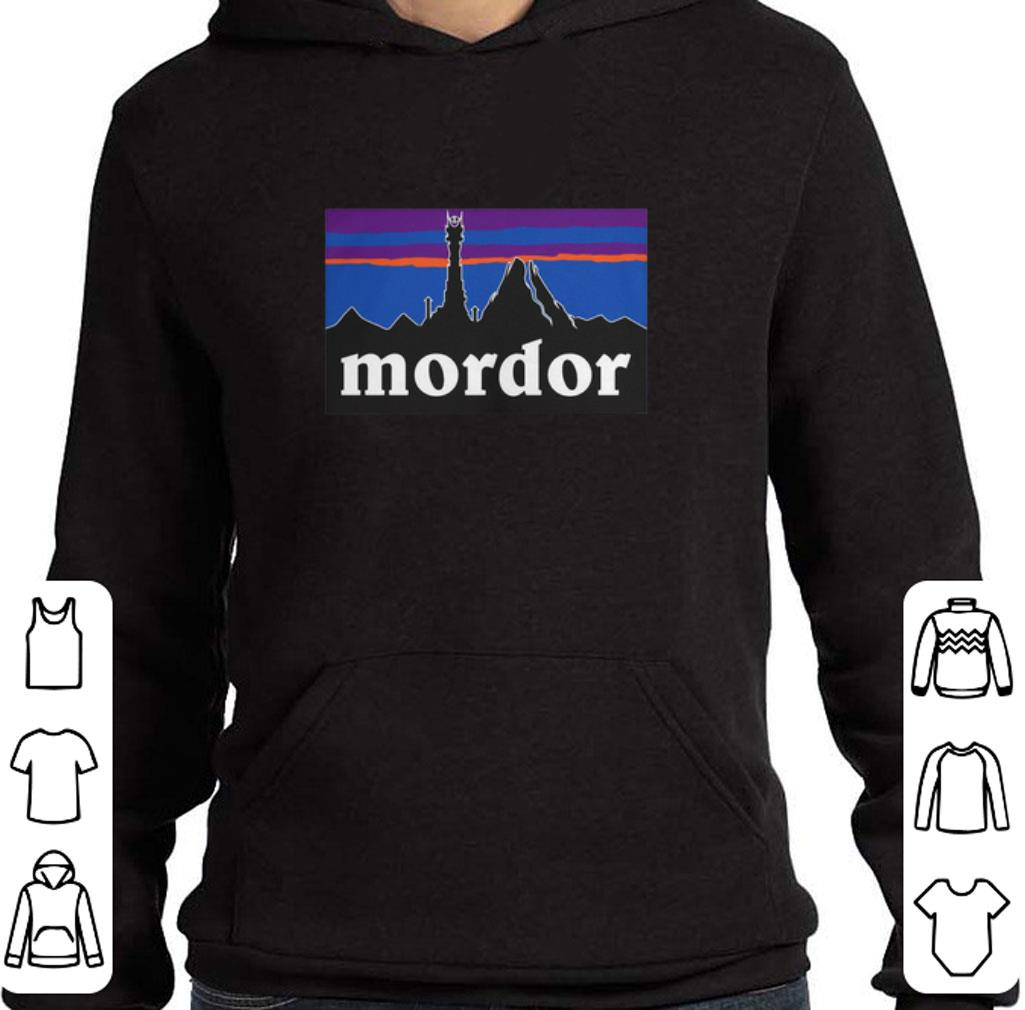 Hot Mordor Middle Earth's shirt