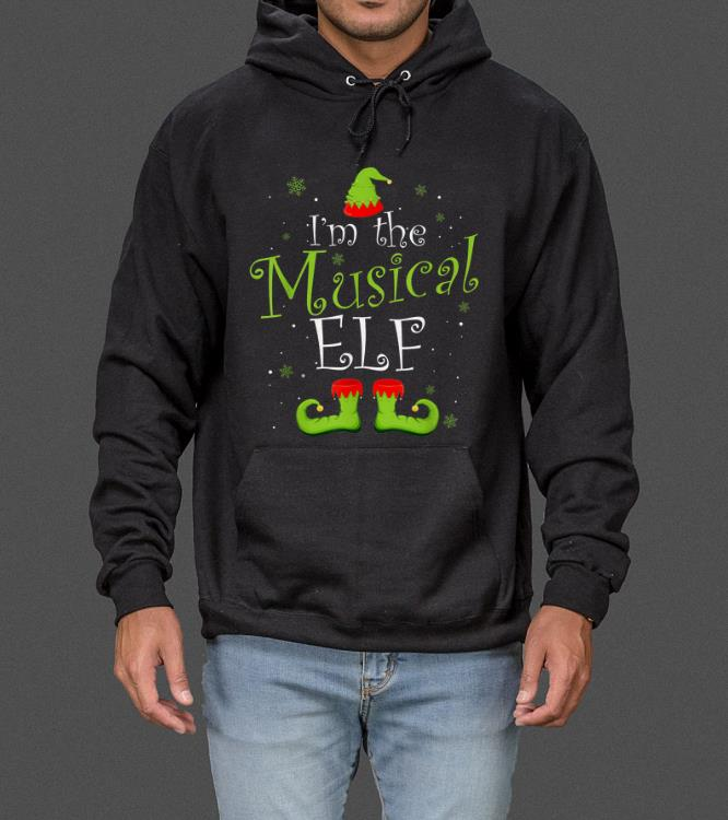 I'm The Musical Elf Christmas Group Matching Family Xmas sweater