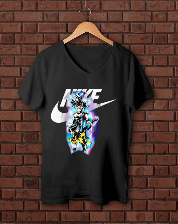 Son Goku Dragon Ball Nike shirt, hoodie, sweater, longsleeve