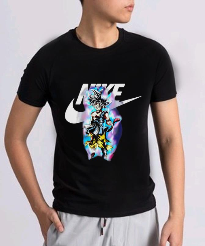 t shirt dragon ball nike