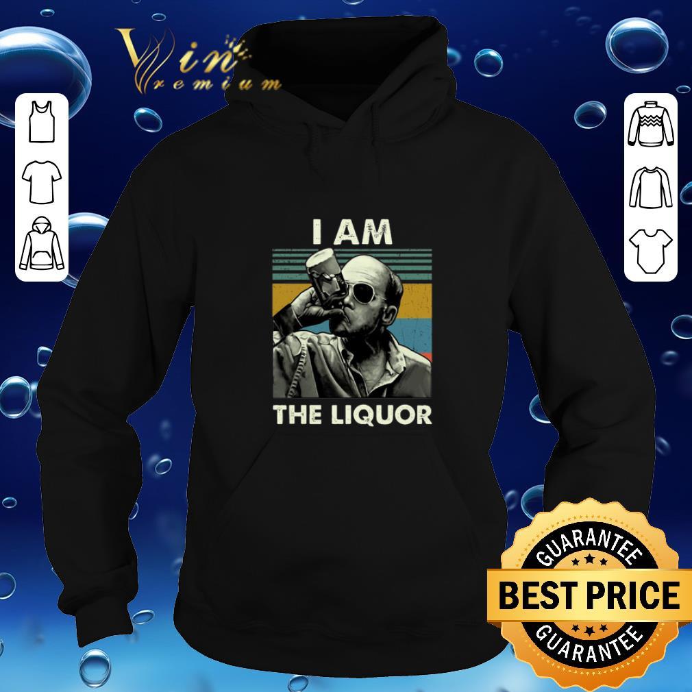 Original Vintage Jim Lahey I am the liquor shirt