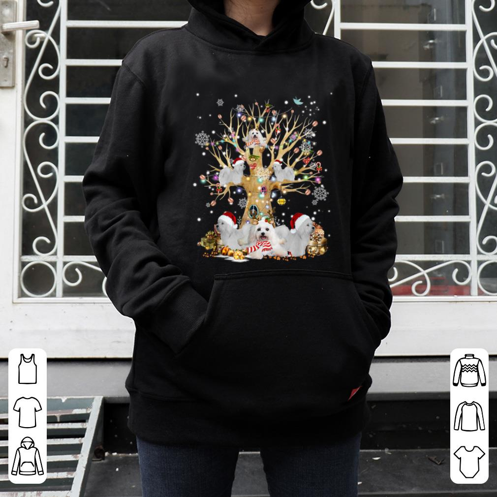 Premium Coton De Tulear Christmas Tree Ornament Gift Dog Lover sweater