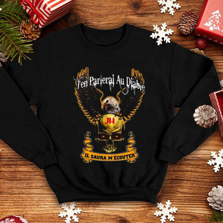 Eagle Skull Johnny Hallyday Pen Parlerai Au Diable Il Saura M couter shirt 4 - Eagle Skull Johnny Hallyday Pen Parlerai Au Diable Il Saura M'écouter shirt