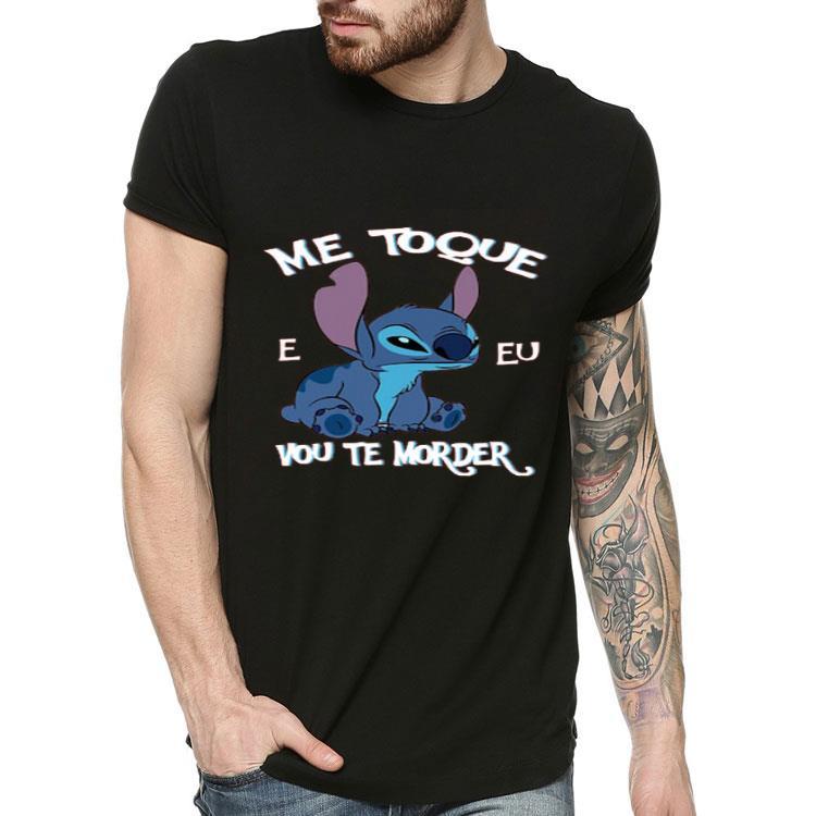 Nice Stitch Me Toque E Eu Vou Te Modern Shirt