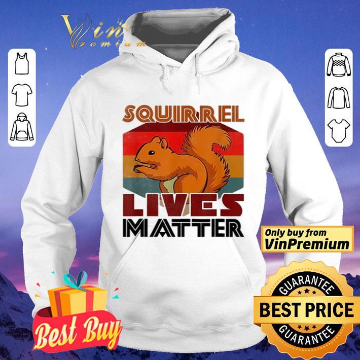 Squirrel Lives Matter Vintage shirt