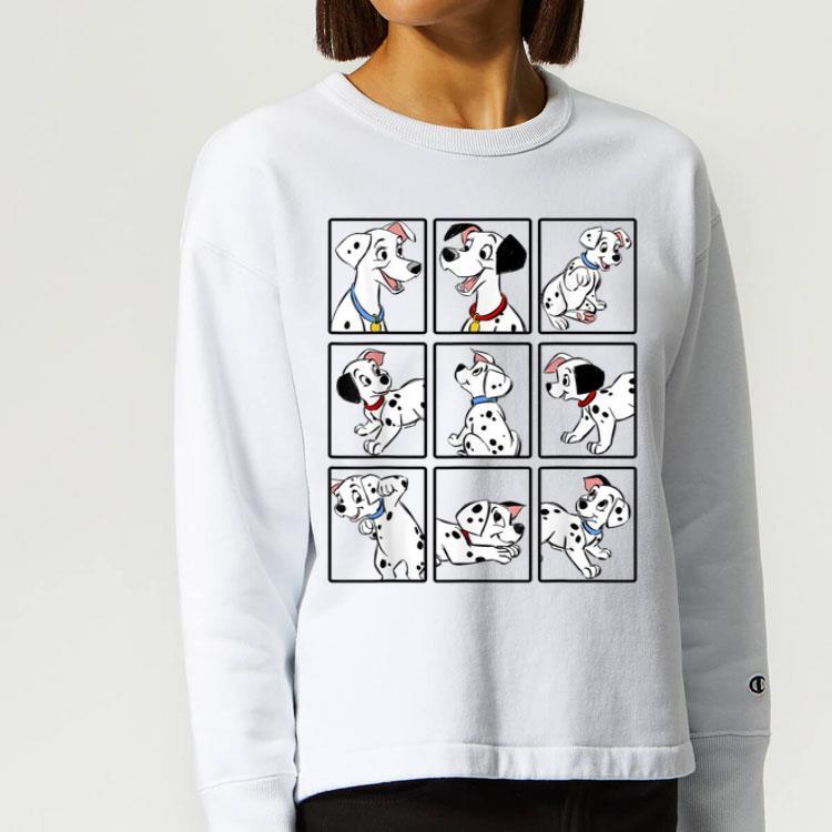 101 Dalmatians Family Photo Box Up Shirt 4 - 101 Dalmatians Family Photo Box Up Shirt