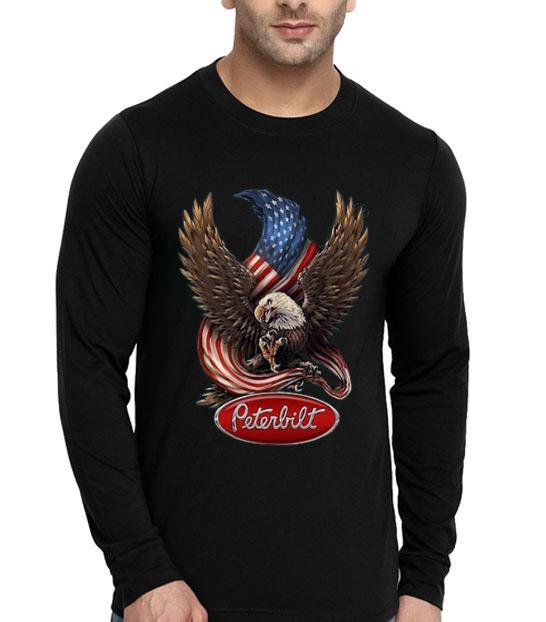 America Of States Peterbilt Shirt 4 2 - America Of States Peterbilt Shirt