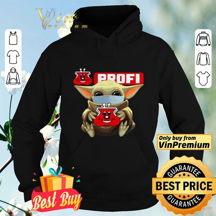 Baby Yoda Face Mask Hug Profi shirt 4 - Baby Yoda Face Mask Hug Profi shirt
