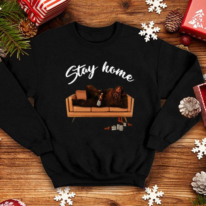 Bigfoot Drink Beer Stay Home Covid 19 shirt 4 - Bigfoot Drink Beer Stay Home Covid-19 shirt