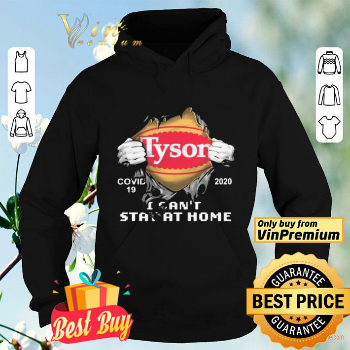 Blood insieme Tyson Foods covid 19 2020 I can t stay at home shirt 4 - Blood insieme Tyson Foods covid-19 2020 I can't stay at home shirt