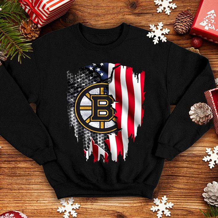 Boston Bruins American Flag Independence Day shirt 4 - Boston Bruins American Flag Independence Day shirt