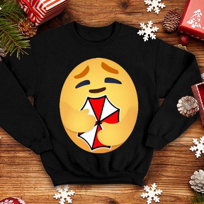 Facebook Care Emotion Hug Umbrella Corp shirt