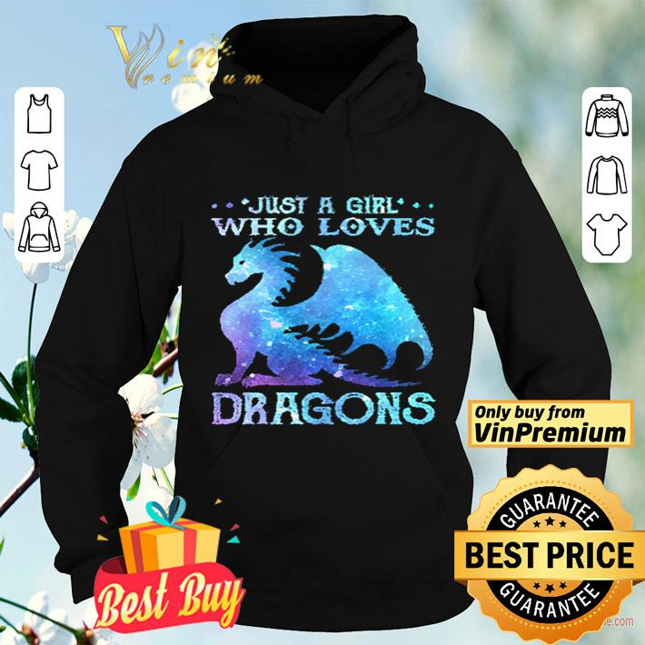 Just A Girl Who Love Dragon shirt 4 - Just A Girl Who Love Dragon shirt