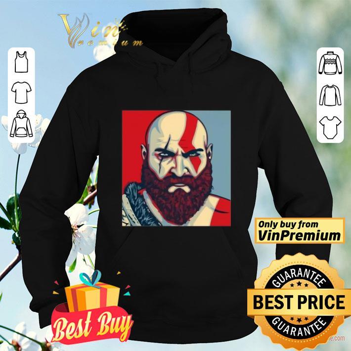 Kratos red dead redemption shirt 4 - Kratos red dead redemption shirt