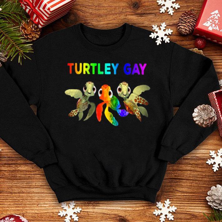 LGBT Turtley Gay LGBT Month shirt 4 - LGBT Turtley Gay LGBT Month shirt