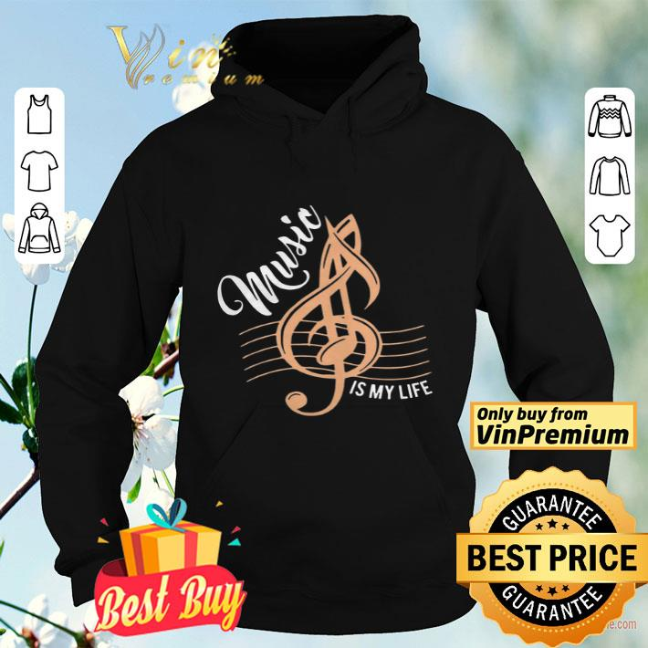 Music Is My Life Musicians Band Member Love Guitar Player shirt 4 - Music Is My Life Musicians Band Member Love Guitar Player shirt