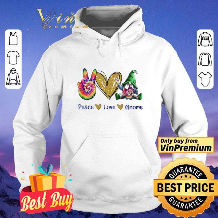 Peace Love Gnome diamond shirt