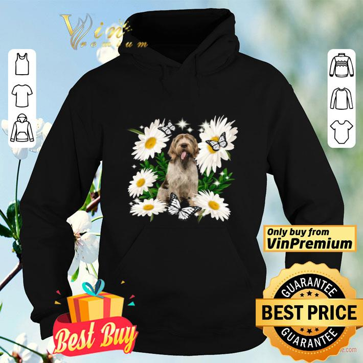 Spinone Italiano Daisy flower Classic shirt 4 - Spinone Italiano Daisy flower Classic shirt