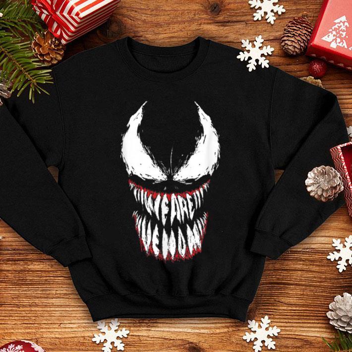 Venom Grin Vector: Venom Face Logo Grin Shirt, Hoodie, Sweater, Longsleeve T