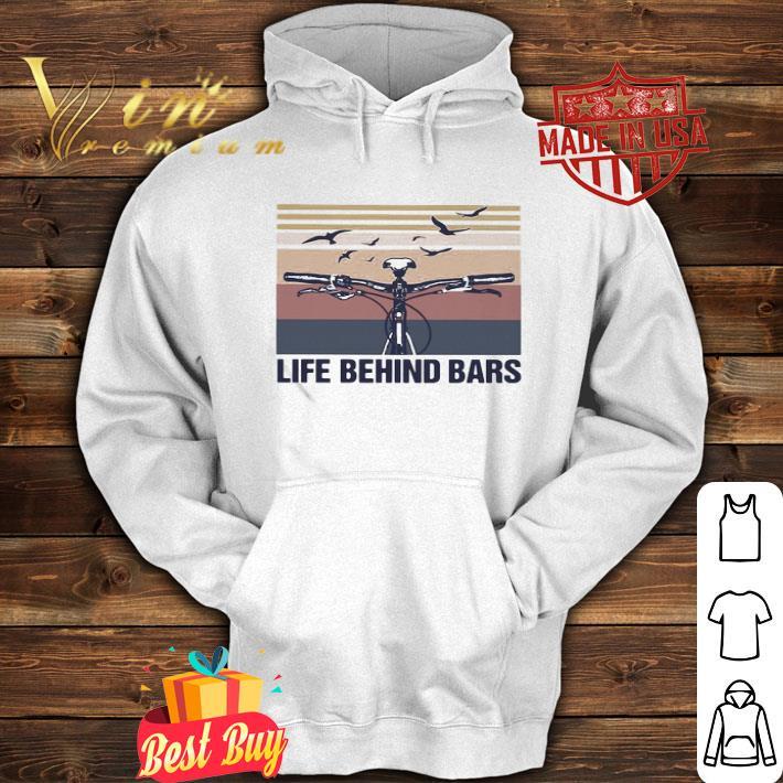 Vintage cycling life behind bars shirt 4 - Vintage cycling life behind bars shirt