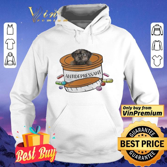 Yorkiepoo Antidepressant shirt 4 - Yorkiepoo Antidepressant shirt