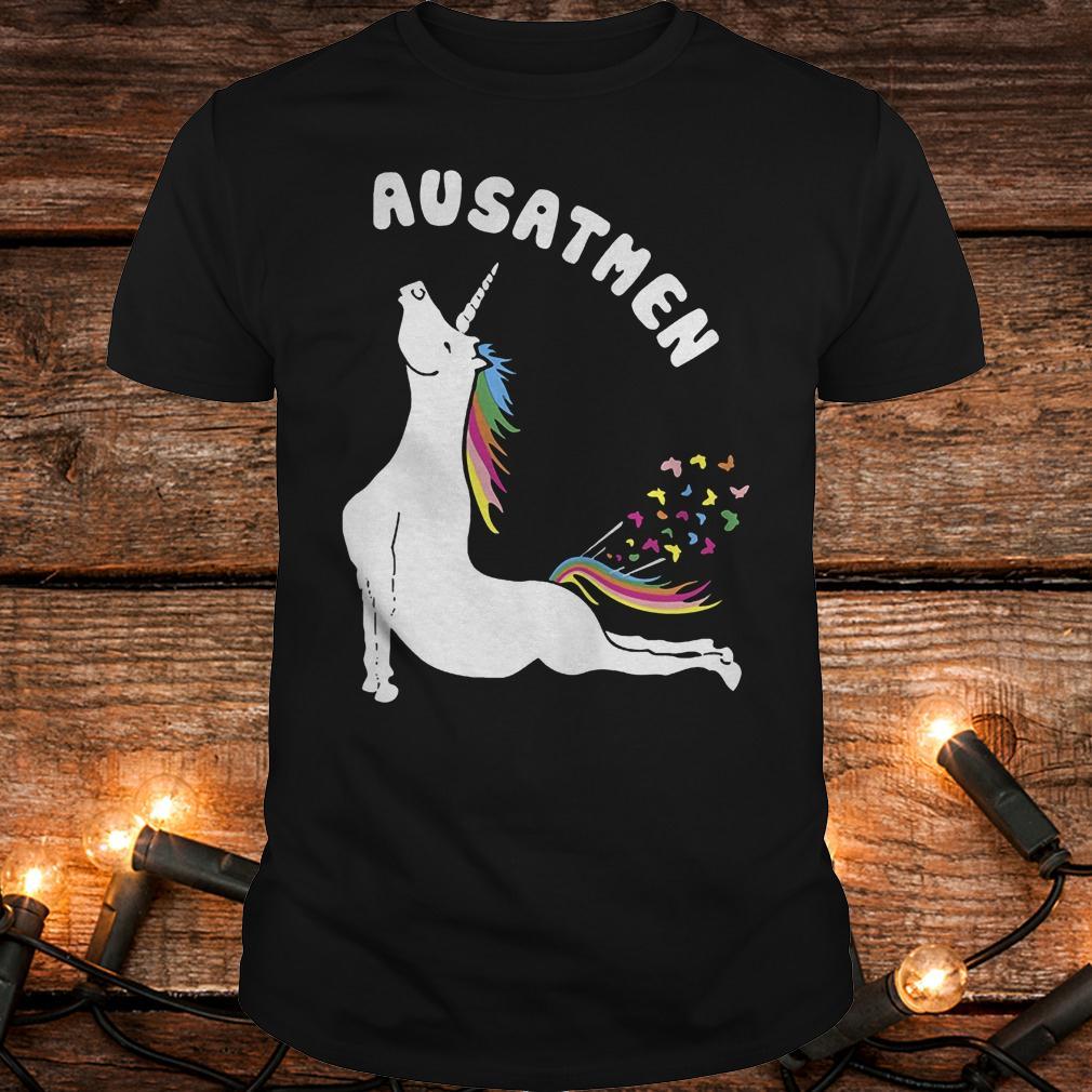 Ausathen Unicorn shirt Classic Guys / Unisex Tee