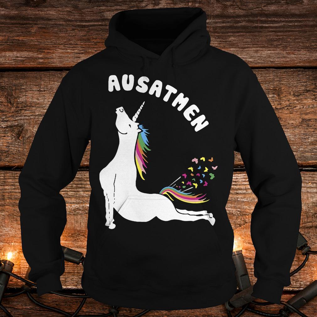 Ausathen Unicorn shirt Hoodie