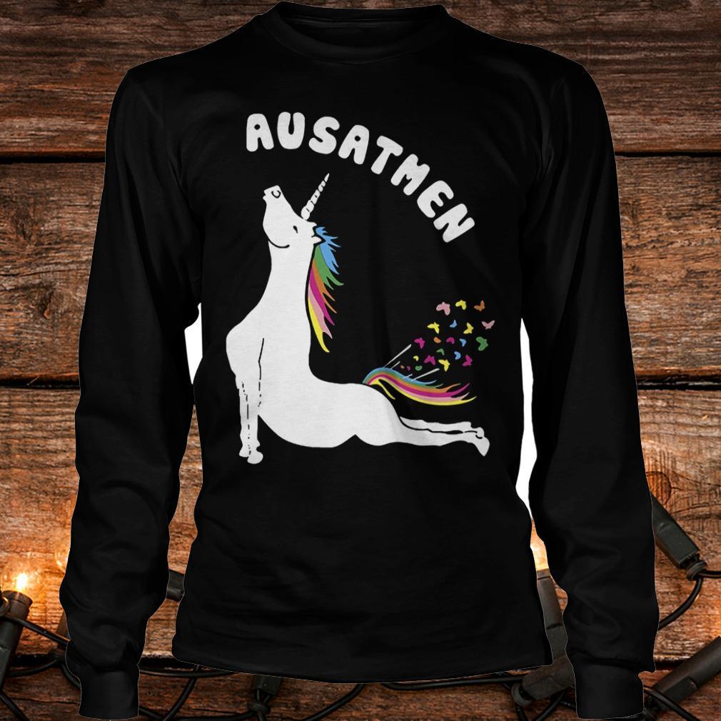 Ausathen Unicorn shirt Longsleeve Tee Unisex