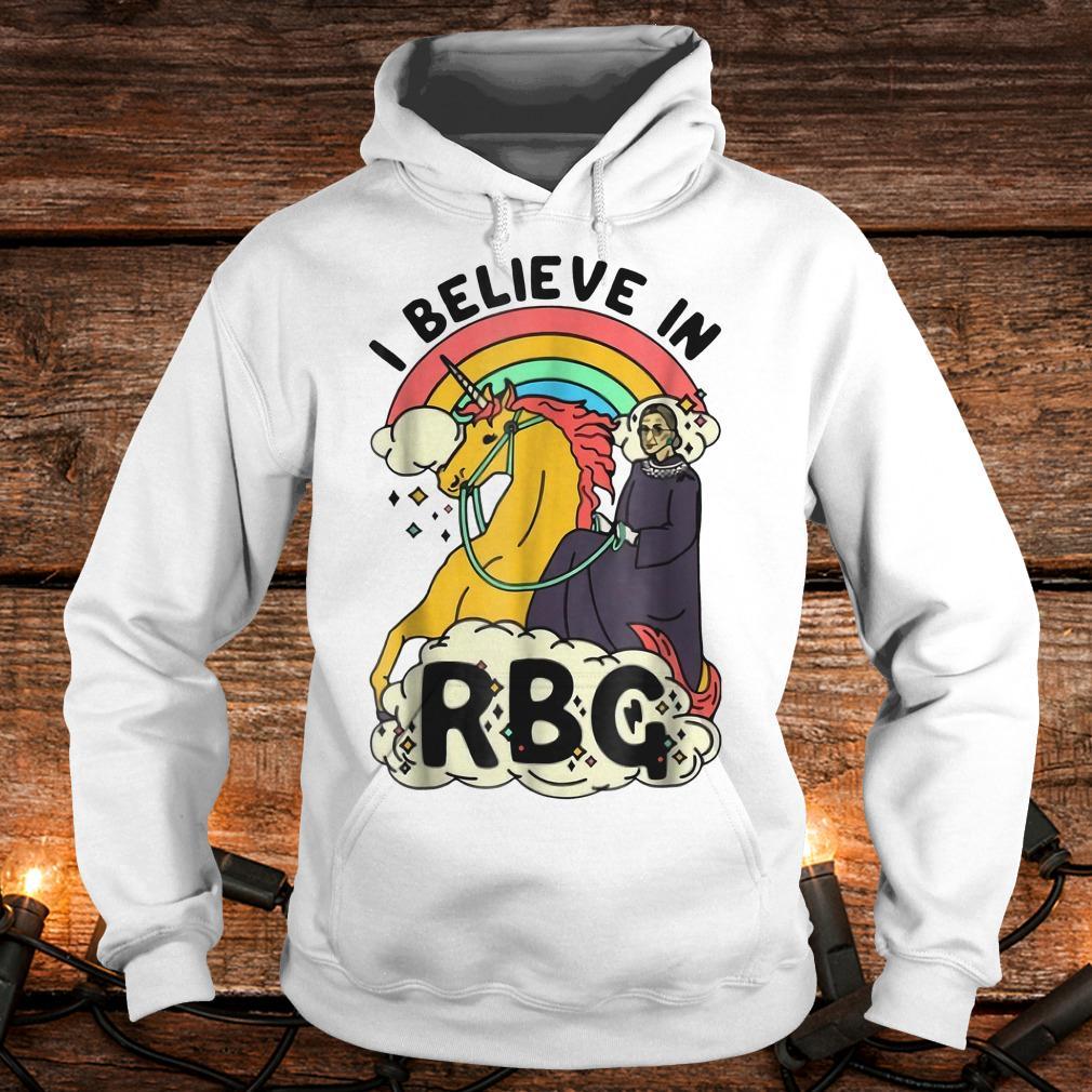 Ruth Bader Ginsburg riding unicorn RBG unicorn shirt Hoodie