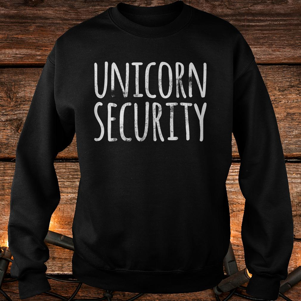 Unicorn Security shirt