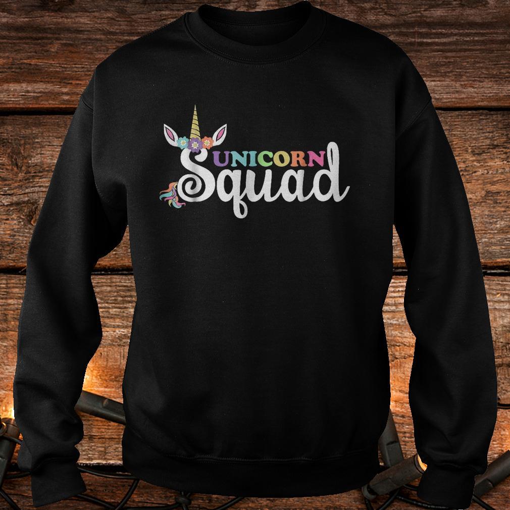 Unicorn Squad shirt