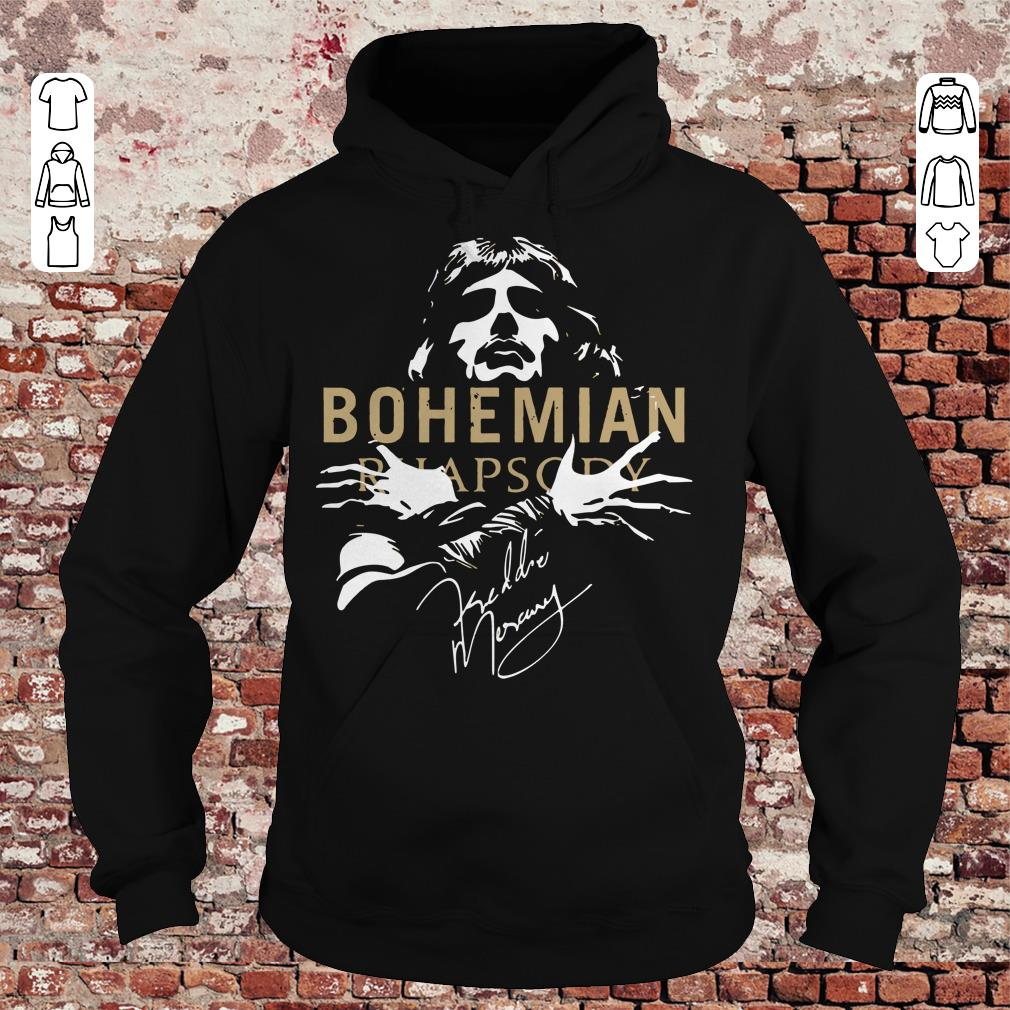 Bohemian Rhapsody Signature shirt Hoodie