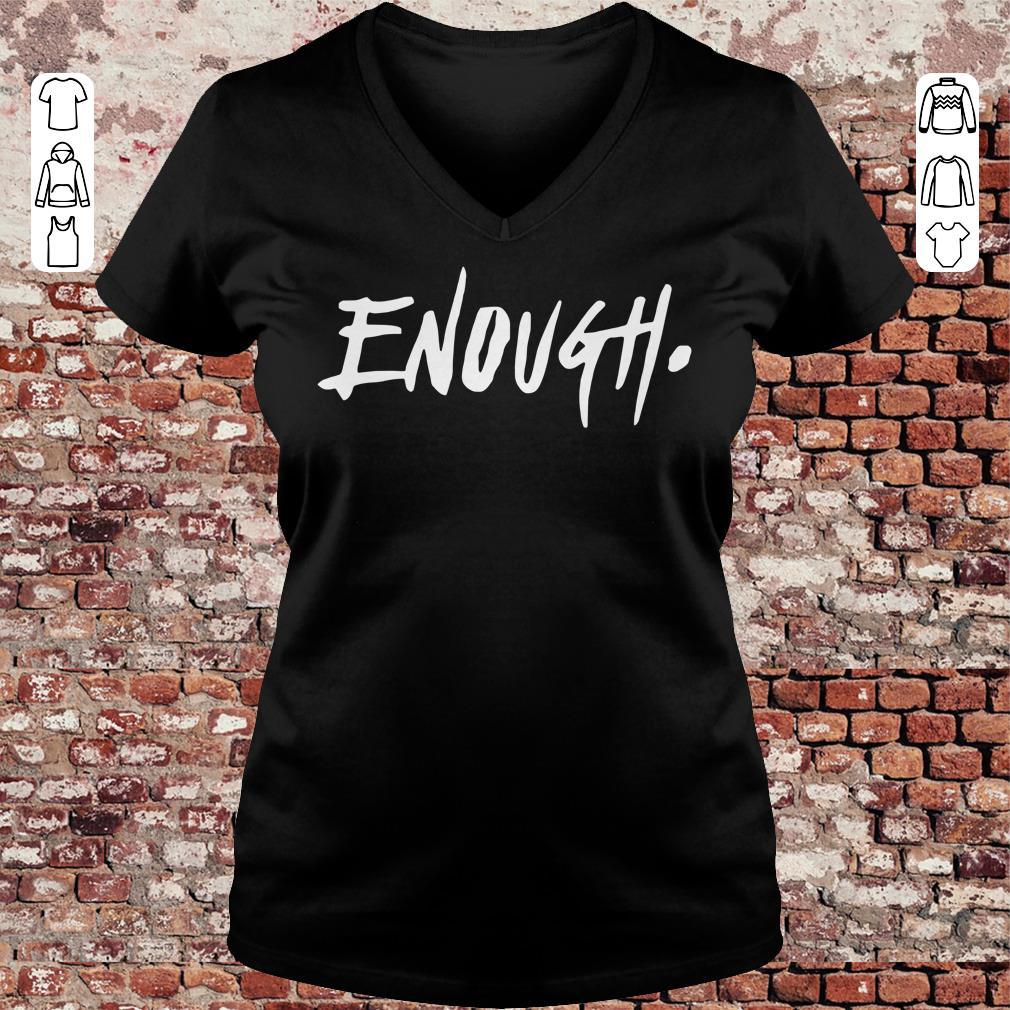 Enough Thousand Oaks California shirt Ladies V-Neck