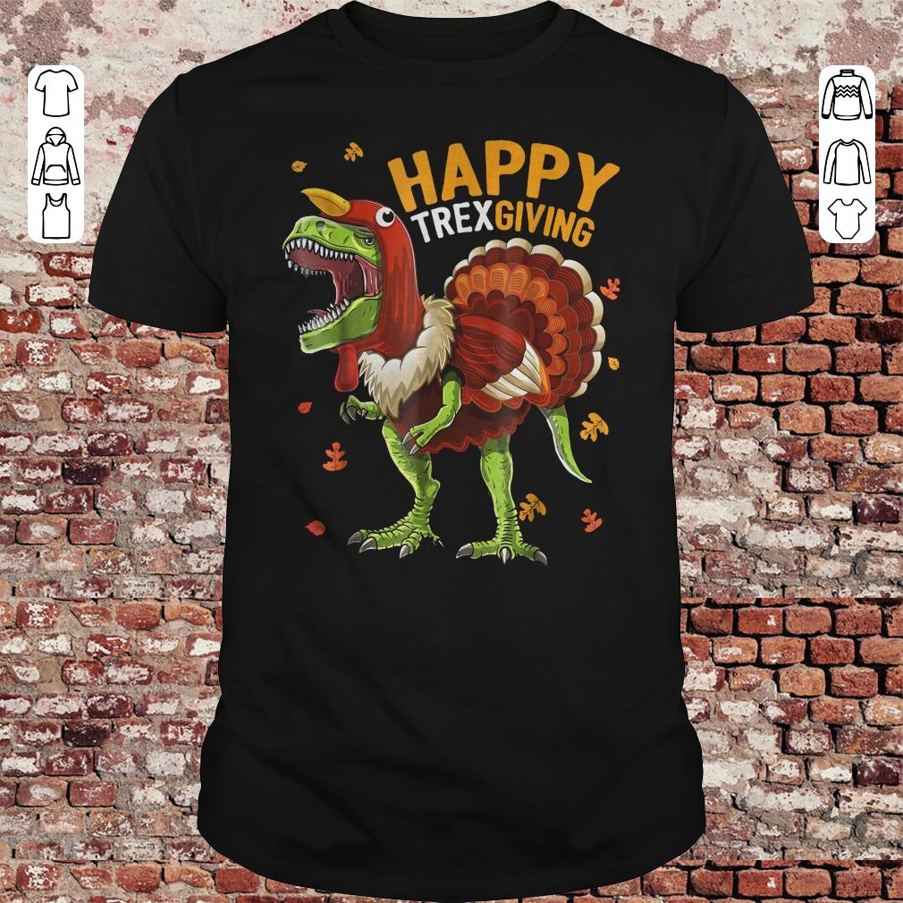 Happy Trexgiving shirt